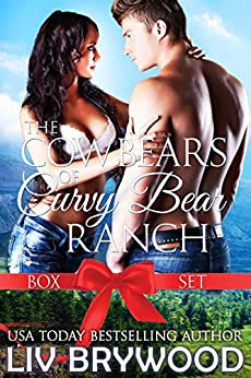 The Cowbears of Curvy Bear Ranch by [Brywood, Liv]