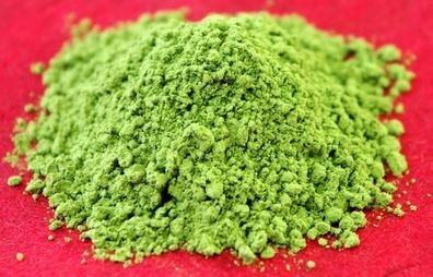 粉末緑茶 業務用 パウダー ( 粉末 緑茶 ) 200g 静岡県掛川産 100%