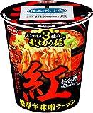 サンヨー食品 麺創研 紅監修濃厚辛味噌ラーメン 紅 101g ×12個