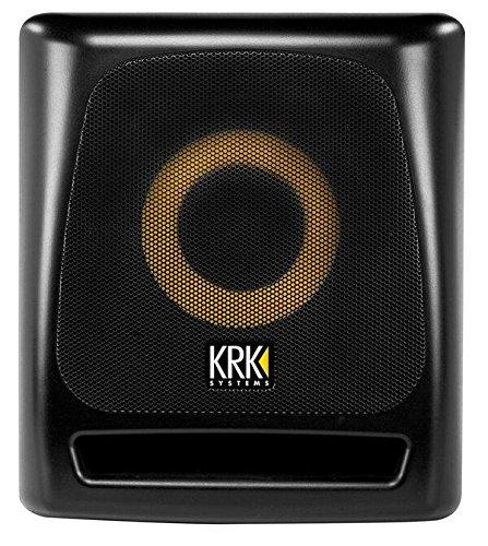 KRK ケーアールケー S series 8インチ サブウーファー 8s2(1台) 【国内正規品】