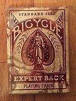 Invisibleデッキ–レッドアンティーク調自転車カードマジックトリック–新しい