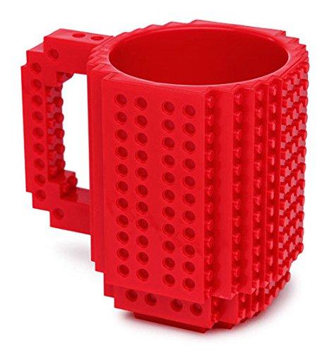 LEGO Build-On Brick Mug レゴブロック...