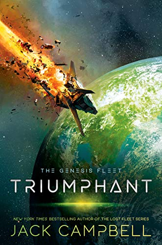 Triumphant (Genesis Fleet, The Book 3) (English Edition)