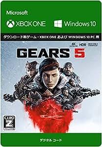 Gears 5 Standard Edition |XboxOne|オンラインコード版