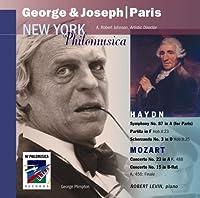 George & Joseph I Paris