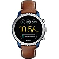 [フォッシル]FOSSIL 腕時計 Q EXPLORIST タッチスクリーンスマートウォッチ ジェネレーション3 FTW4004 メンズ 【正規輸入品】