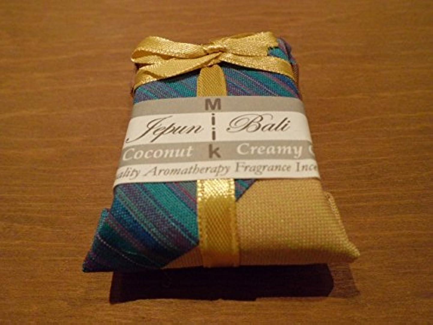 要求するアラートポールJepun Bali クリーミーココナッツ/インセンス?コーン