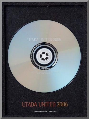 宇多田ヒカル UTADA UNITED 2006 [DVD]...