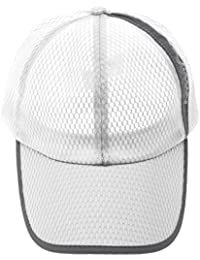 Dovewill 男女兼用 旅行 スポーツ 野球帽子 キャップ メッシュキャップ ファッション 通気性 贈り物 全5色