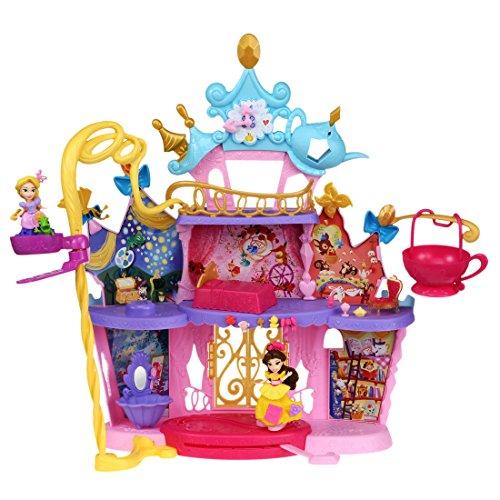 ディズニー プリンセス リトルキングダム エレベーターのある...