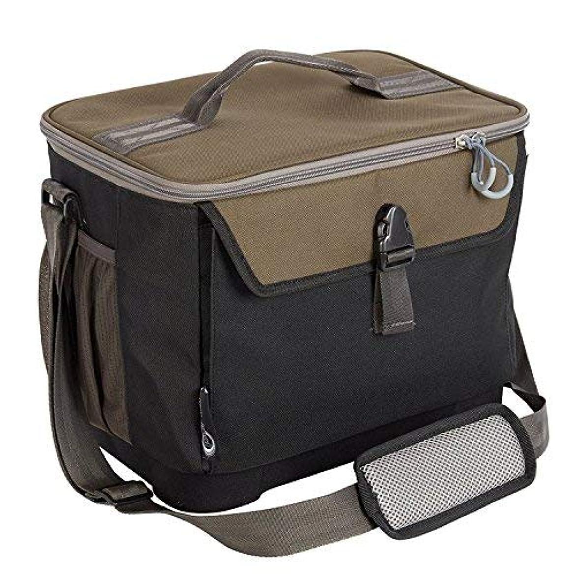クラックポットサイバースペースふくろうPORTAL 30 Can Insulated Cooler Bag Large Soft Cooler Picnic Bag for Camping Beach Picnic BBQ [並行輸入品]