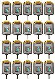 Lethan Bulk Rectangular Mini Motors 1.5-3V DC (Pack of 20)