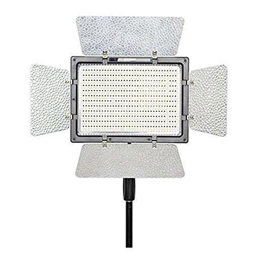 Yongnuo YN-900 LEDビデオライト900球のLEDを搭載 カメラ&ビデオカメラ用 (AC電源アダプター付き, 5500Kのみ)