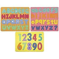 シェニールクラフト4470磁気WonderFoam Puzzles-スリーパズル