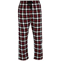 Hanes Men's Big and Tall Flannel Lounge Pajama Pants