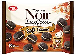 YBC ノアールソフトクッキー 和栗 10個 ×10袋