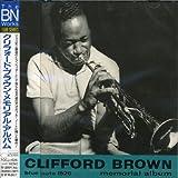 Memorial Album by Clifford Brown (2008-01-13)