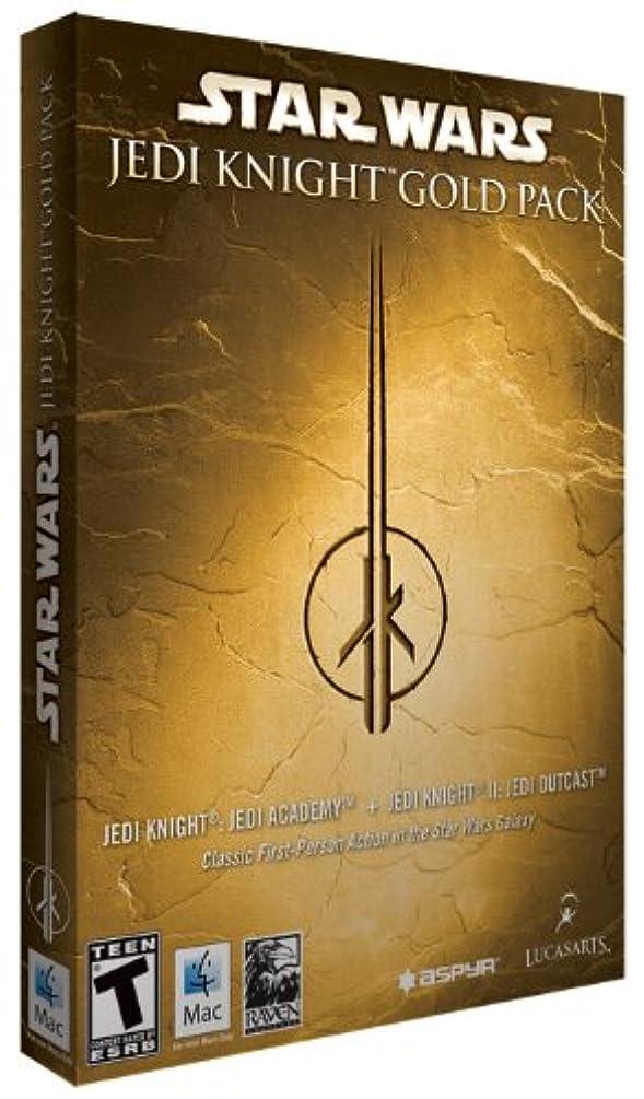 成人期テロリストパウダーStar Wars: Jedi Knight Gold Pack (輸入版)