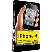 iPhone 4: Telefon. Internet. Video. Musik. GPS. iBooks. MobileMe