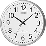 シチズン 電波掛け時計スペイシ-M465-19 8MY465-019