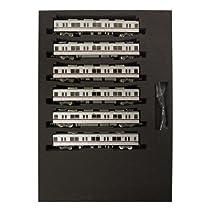 Nゲージ 4301 東武10030系 東上線 基本6両編成セット (動力付き) (塗装済完成品)