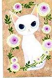 ねこの引出し ★AYUMIの猫ポストカード「ミミエデン」