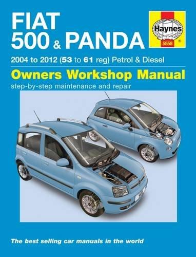 Fiat 500 & Panda Petrol & Dies...
