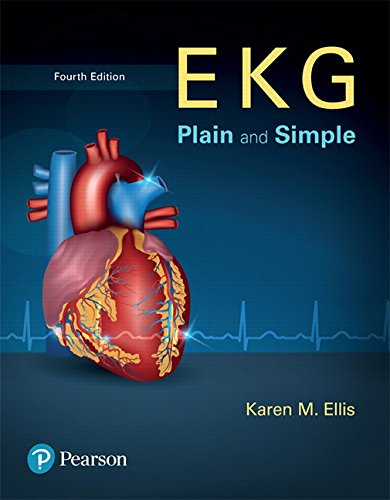 Download EKG Plain and Simple (4th Edition) 0134525051