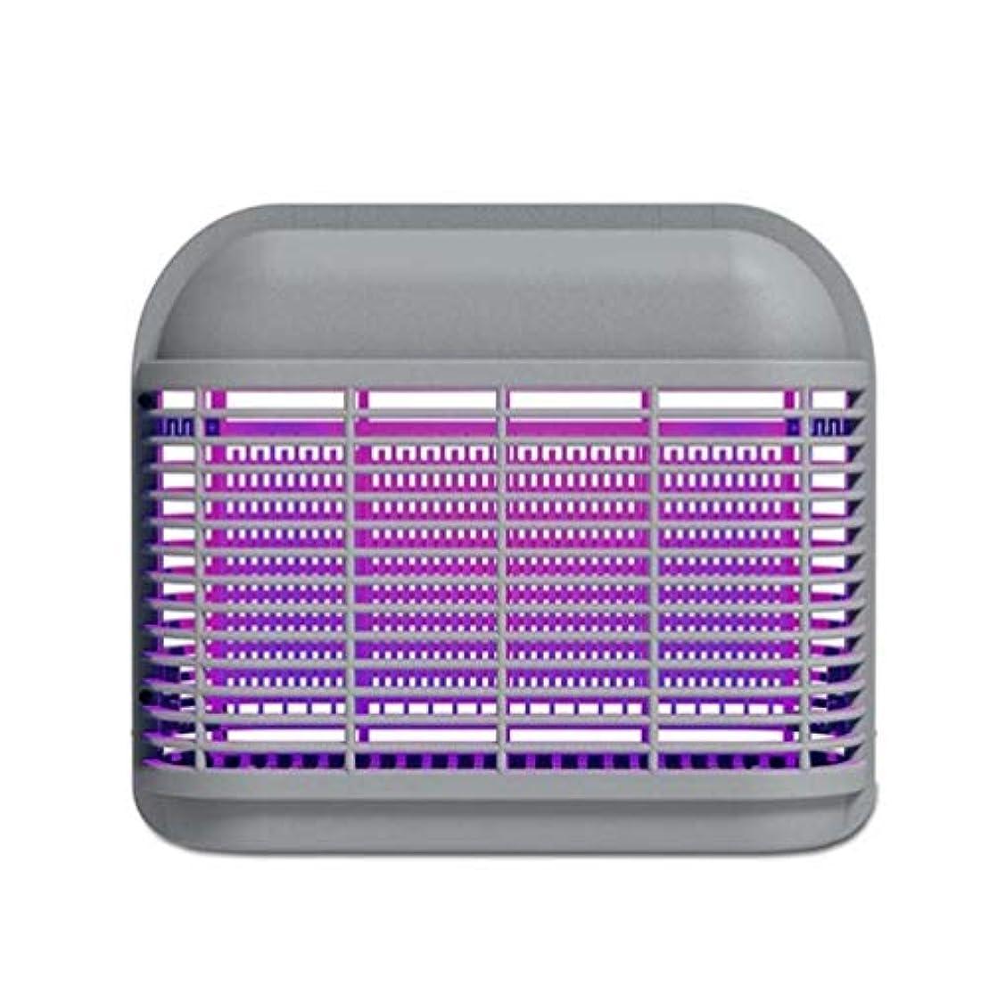 ホイッスル逆説病者LED蚊キラー、超静かな、非放射性光触媒蚊キラー、バイオレットフライ蚊キラー、バグザッパー