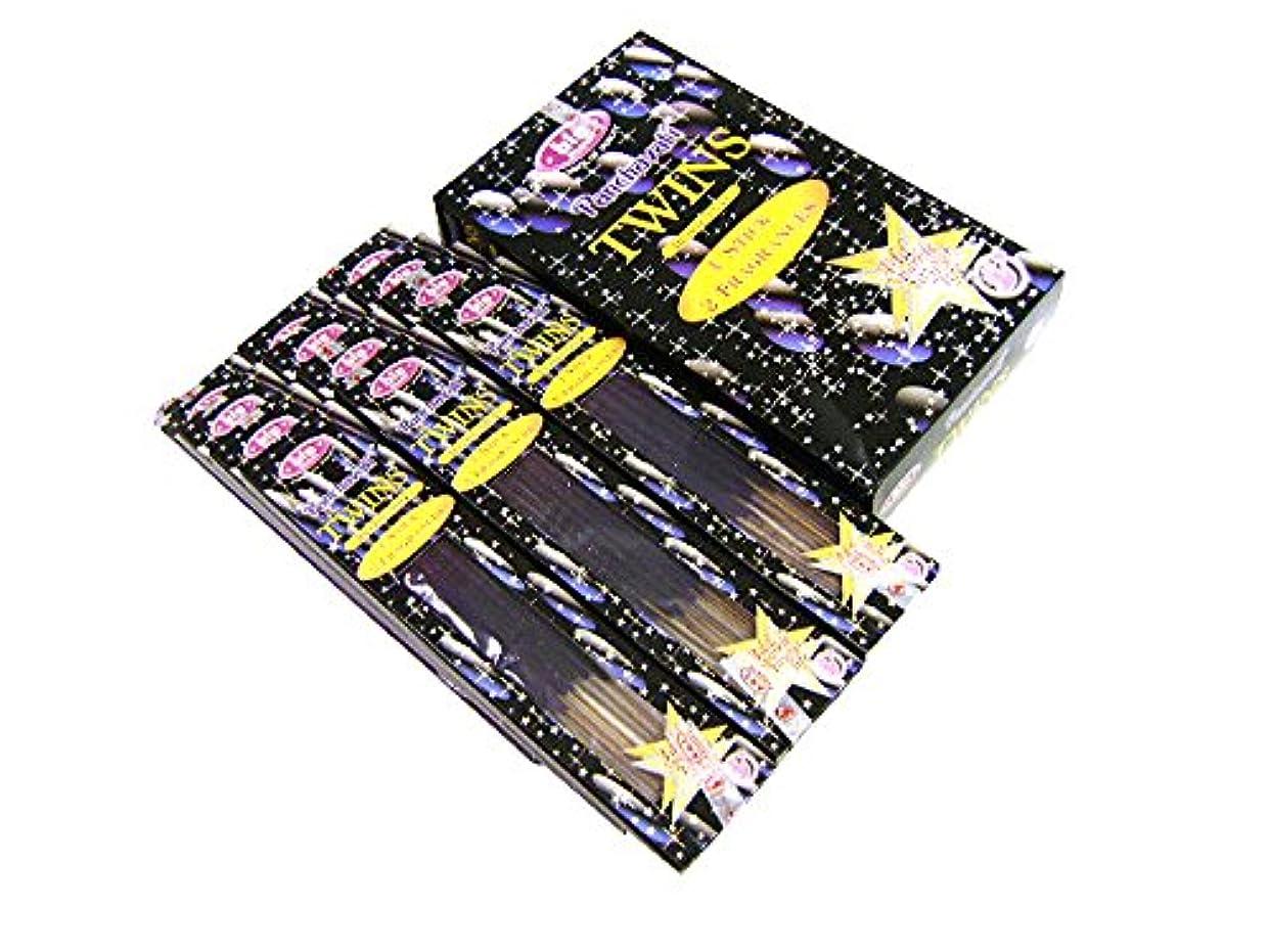 即席不器用小道BIC(ビック) ツインズ香(レギュラーボックス) スティック TWINS REG BOX 12箱セット