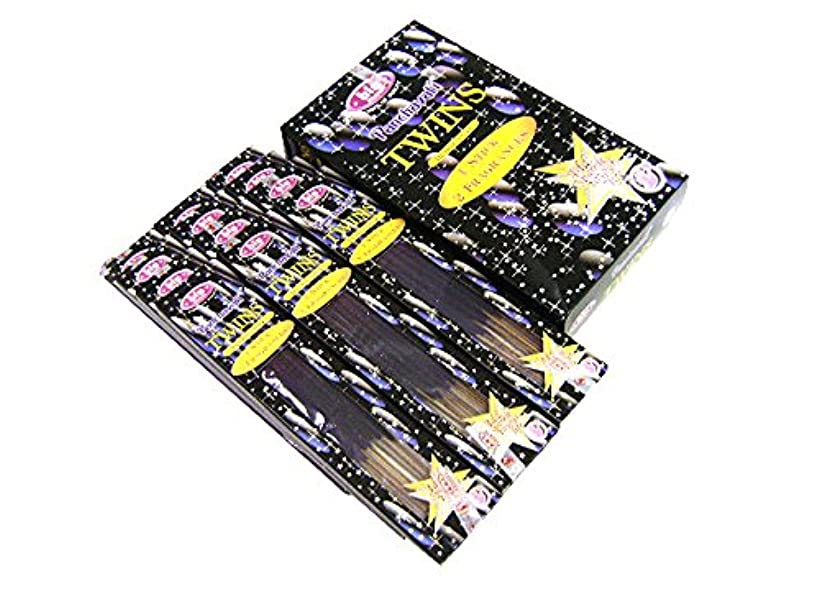 靴下買収消化器BIC(ビック) ツインズ香(レギュラーボックス) スティック TWINS REG BOX 12箱セット