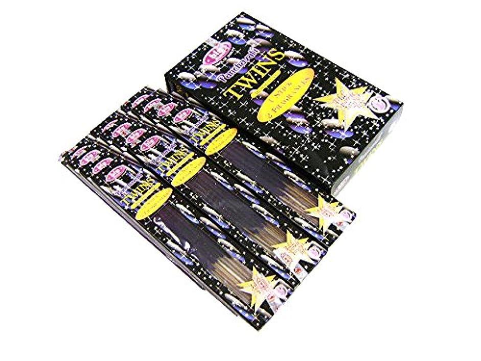 魂プリーツ電報BIC(ビック) ツインズ香(レギュラーボックス) スティック TWINS REG BOX 12箱セット