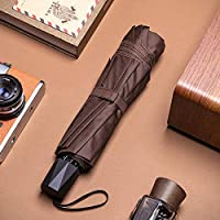 傘特大傘メンズ折りたたみ日よけ傘雨兼用傘シンプルな女性