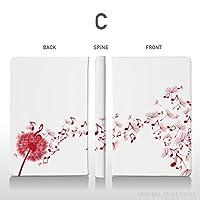 Qua tab 01 タブレットケース 京セラ 5.7-8インチ 対応 機種(サイズ):(M) タイプ:C(タブレットP) tab_a04_059_m066a_c