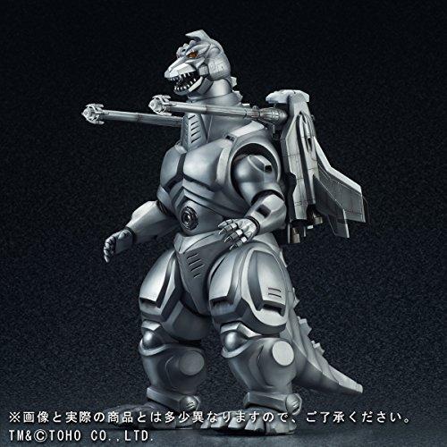『ゴジラVSメカゴジラ』 東宝30㎝シリーズ スーパーメカゴジラ (全高約35㎝) 少年リック限定商品
