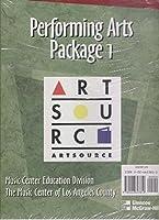 Artsource: Performing Arts Package