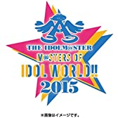 "THE IDOLM@STER M@STERS OF IDOL WORLD!! 2015 Live Blu-ray ""PERFECT BOX"""