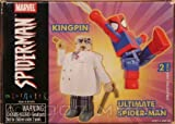 Marvel Minimates Kingpin and Ultimate Spider-Man