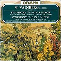 Vainberg Vol.1: Symphonies Nos.10 & 6