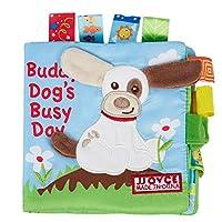 SNOWINSPRING ソフトブック 幼児早期認知 発達 私の静かな本 赤ちゃん おやすみの読書 教育展開する 布の本 活動書籍 イヌ