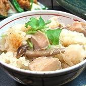 水郷のとりやさん 国産 鶏肉 水郷どりの鶏炊き込みご飯 2合用 1袋セット 炊き込みご飯の素 レトルト食品