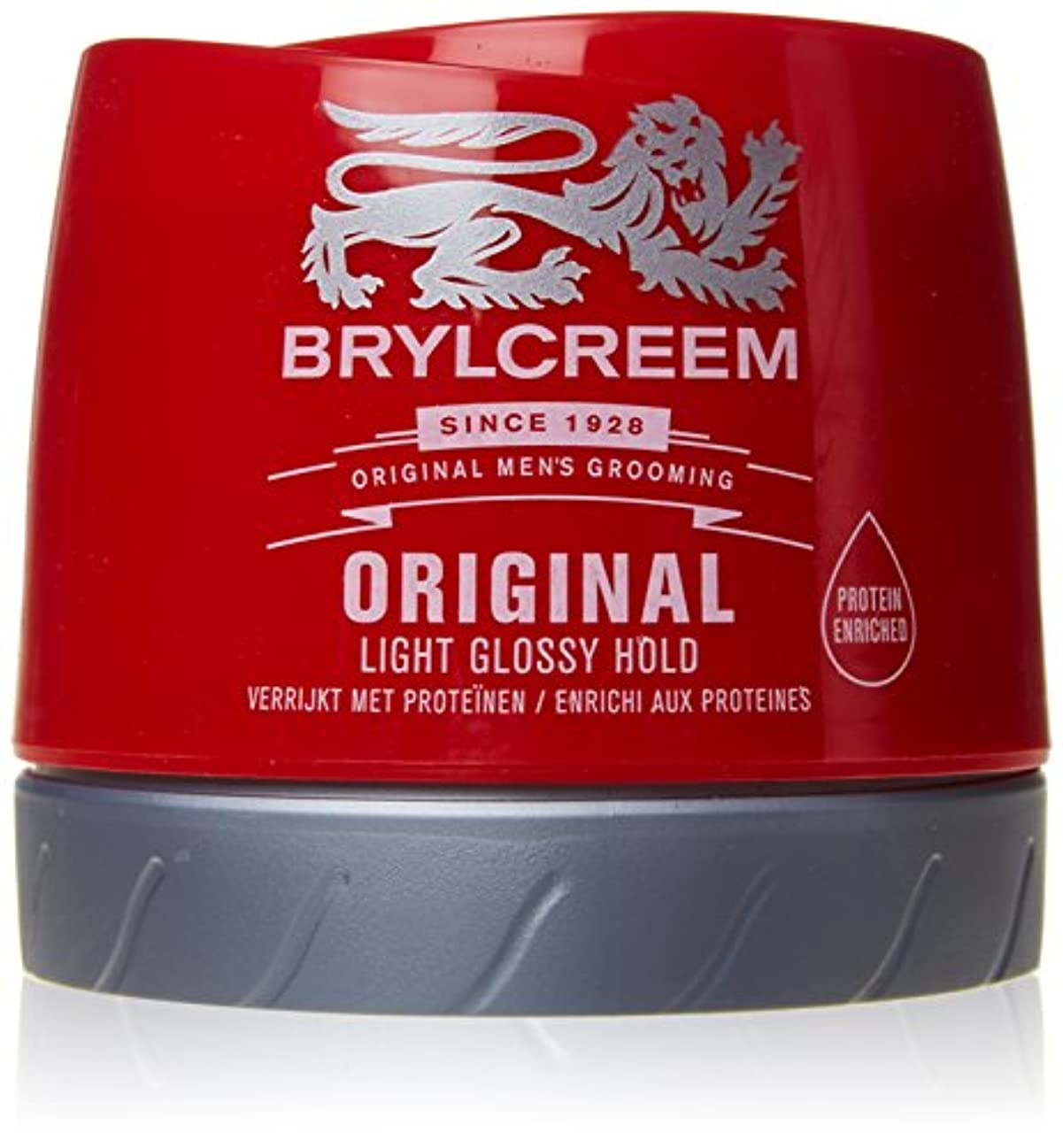 こねる体現する俳句Brylcreem Original Red Hair Cream 250ml