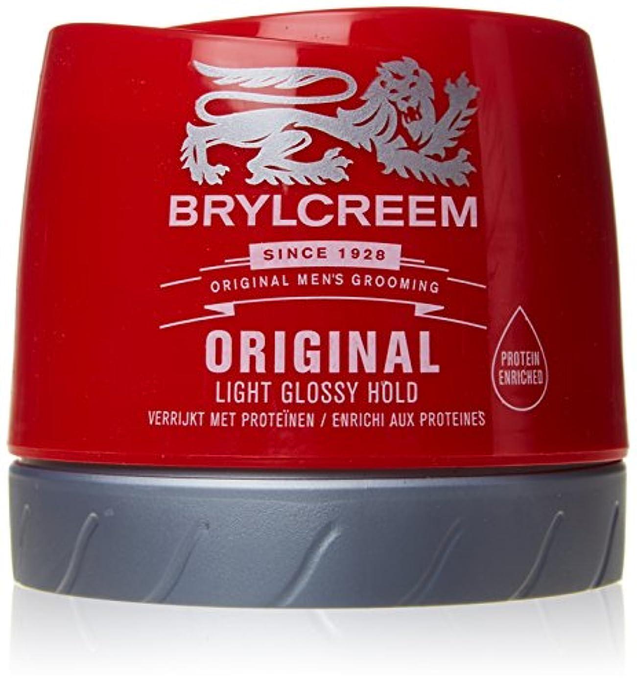 論争的温帯生産性Brylcreem Original Red Hair Cream 250ml