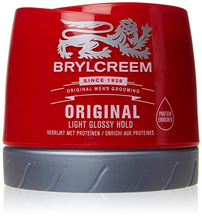 晩ごはん宇宙のレギュラーBrylcreem Original Red Hair Cream 250ml