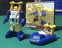 トランスフォーマー ToyWorld - TW-M08 Wavebreak Transformers [並行輸入品]