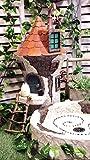 とんがり屋根の立水栓・シンクセット