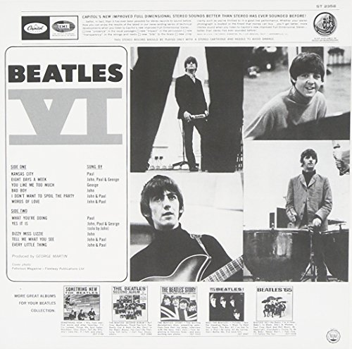 BEATLES VI / LTD.EDITI