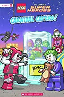 Carnival Capers! (Super Heroes, Level 2)