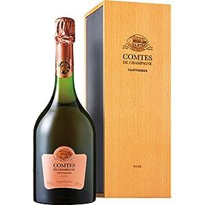 【ノーベル賞晩餐会で提供された珠玉のシャンパン】テタンジェ コント・ド・シャンパーニュ ロゼ ボックス入り 750ml×1本