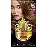 Garnier Oliaヘアカラー、6 1 / 2.3最軽量ゴールデンブラウン、アンモニア無料髪の色素(梱包が変更になる場合があります)